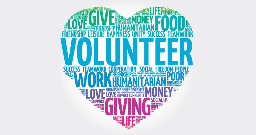 Volunteers Heart