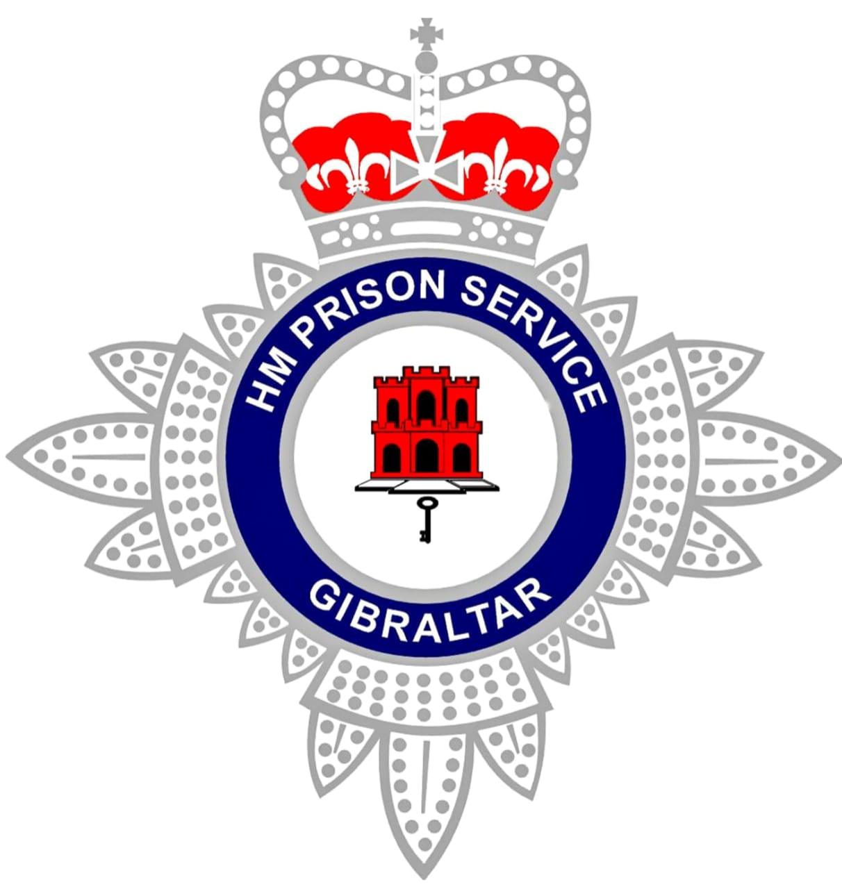 Prison service logo