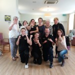 Self defence coffee morning